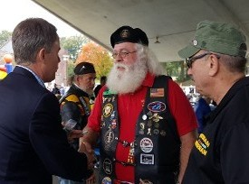 Mayor Hogsett, Veterans & Ron Sukenick