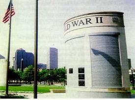 WW II War Memorial