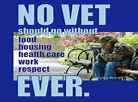 No Vet Should be without sign